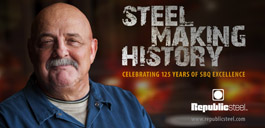 Steel Making History