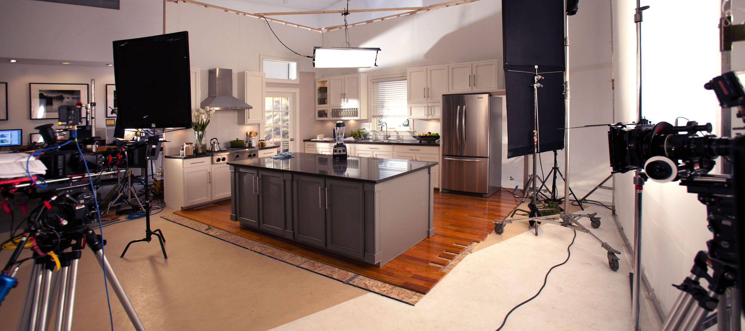 A Vitamix Chef s kitchen created in Keith Berr s studio for Video