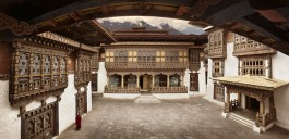 Bhutanese Dzong