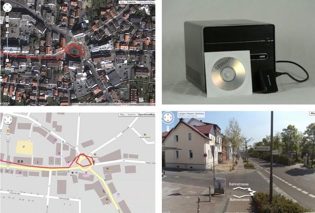 Google Map Camera
