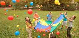 Guidestone Kids and Balls