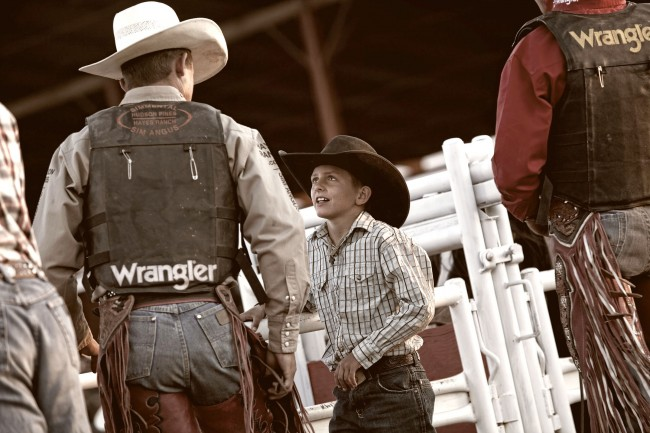 Rodeo Dad